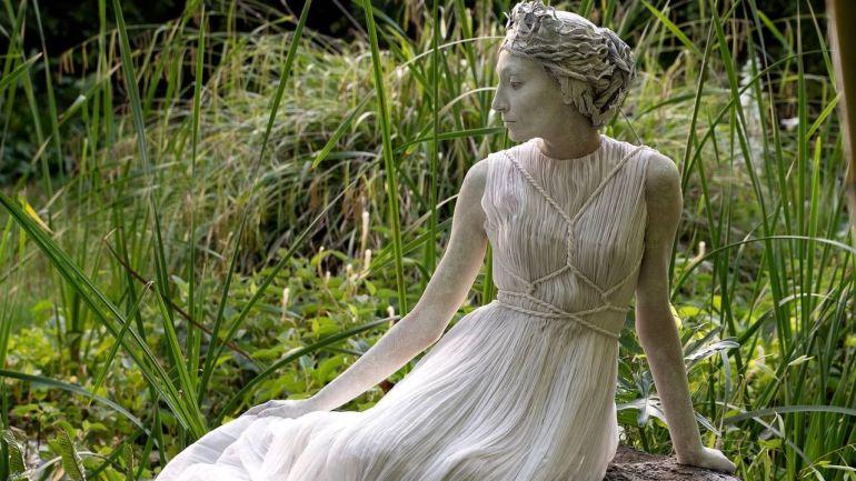 Dior presentó una nueva forma de exhibir la alta costura