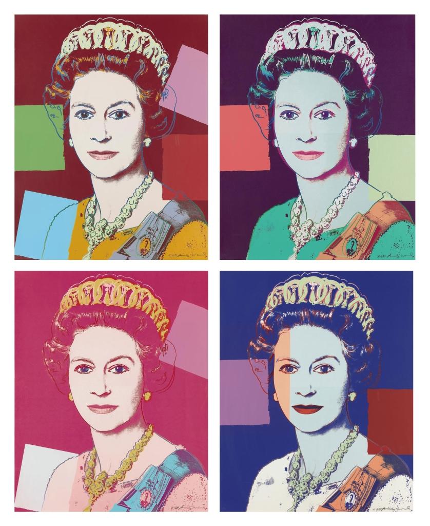 Reina Elizabeth II de Reino Unido