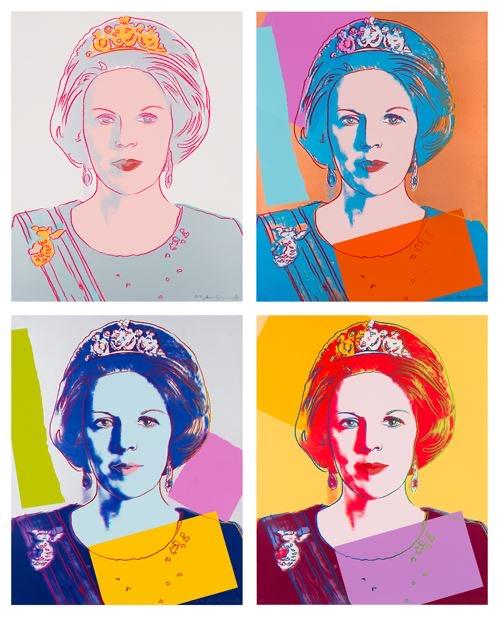 Reina Beatrix de los Países Bajos