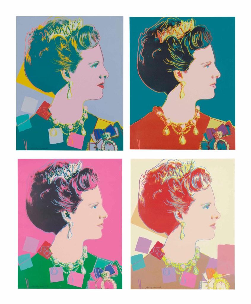 Reina Margrethe II de Dinamarca