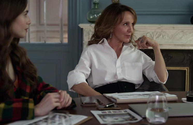 Hablamos con Sylvie de Emily in Paris y te contamos por qué es el verdadero ícono de estilo de la serie